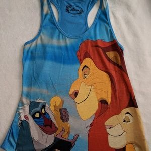 💸 Lion King flowy tank
